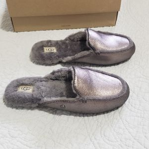 UGG W Lane Metalic Loafers or slippers